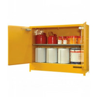 STOREMASTA Flammable Liquid Storage PS161 - 160 LITRE DOUBLE DOOR