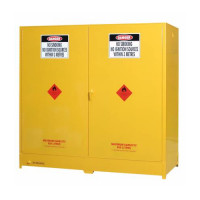STOREMASTA Flammable Liquid Storage PS650SS 650 Litre Double Door